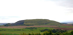 Traprain Law Roman Fort East Lothian