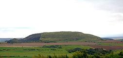 Traprain Law Roman Fort East Lothian