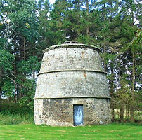 Luffness Castle Do'cot East Lothian
