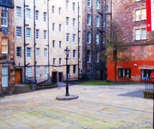 Wardrop's Court royal mile lawnmarket