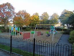 Childrens Play Park Lewisvale Park Musse
