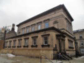 University of Edinburg Reid Concert Hall Date Founded