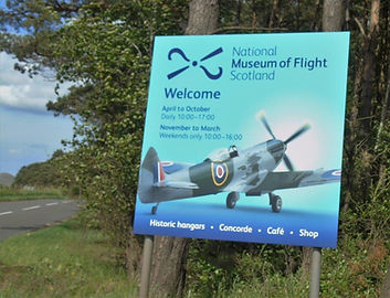 National Museum of Flight East Lothian S