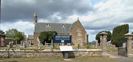 Athelstaneford Church East Lothian