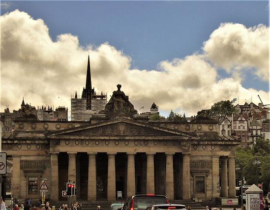 Royal Scottish Academy of Art Princes St