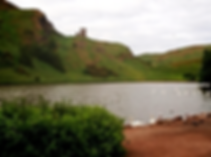 arthur seat st anthony's chapel and st margaret's loch edinburgh