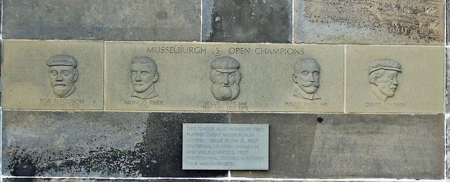 Open Golf Champions Musselburgh
