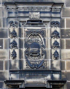 Leith Provident. Tablet Carving Leith Ed