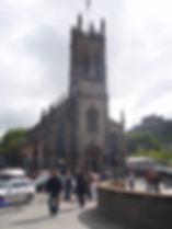 St John's Church edinburg Allaboutedinburgh Princes Street Edinburgh