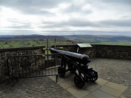 Stirling Castle Lady's Lookout