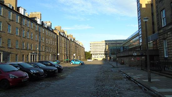 Buccleuch Place Edinburgh.