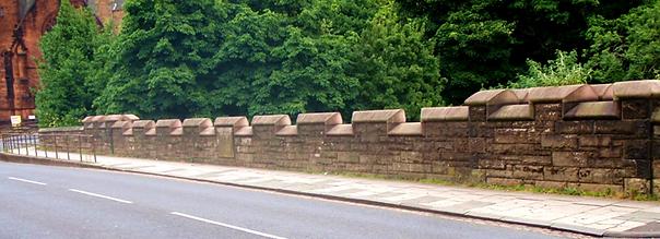 Belford Bridge Edinburgh