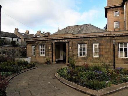 Thomas Morton Hall Leith Edinburgh