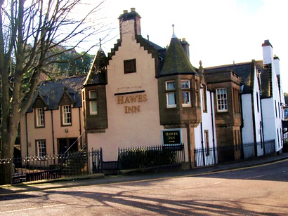 Hawes Inn South Queensferry