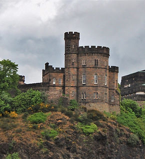 Governor's House Calton Hill Edinburgh