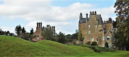 Luffness Castle Aberlady East Lothian