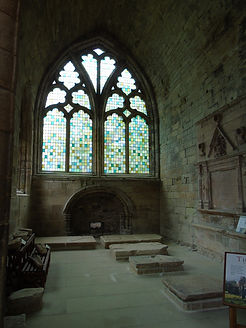 Seton Collegiate Church Isle Port Seton