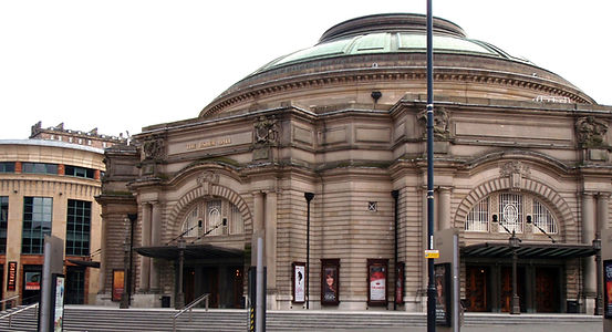 The Usher Hall Lothian Road Edinburgh