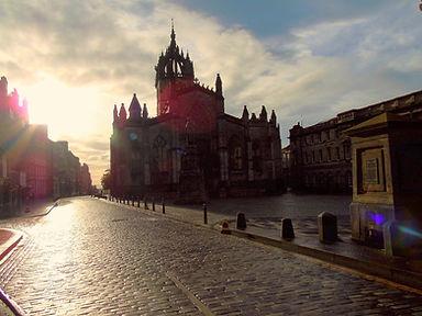 High Street Royal Mile (Upper) Edinburgh