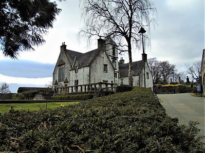 Cowane's Hospital Stirling Attractions T