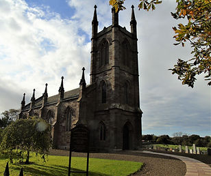 Stenton Church East Lothian