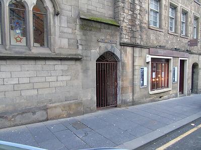 Mid Common Close Canongate Edinburgh