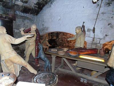 Stirling Castle Great Kitchens