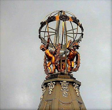 Forsyth's Sphere Princes Steet Edinburgh
