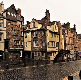 John Knox House, High Street Edinburgh