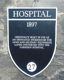 Edinburgh Castle Hospital.JPG