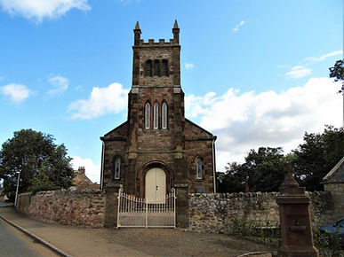 Bolton Parish Church  East Lothian