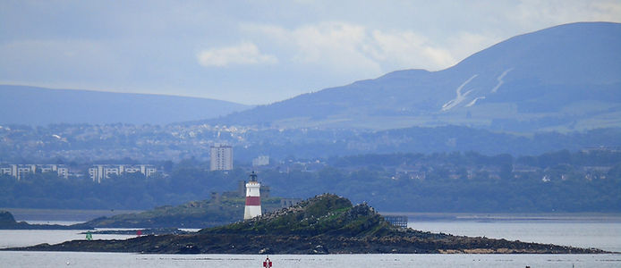 The Oxcar Lighthouse Forth Boat Tours East lothian