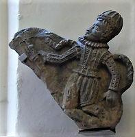 Hammermen Stone Carving Magdalen Chapel