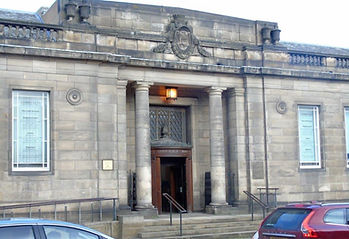 Leith Public Library Leith Edinburgh