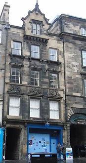Borthwick's Close Land High Street Royal