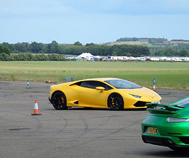 Supercar Experience East Fortune East Lo