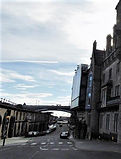 Market Street Edinburgh
