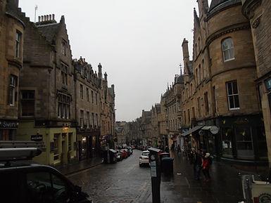 Cockburn Street Edinburgh
