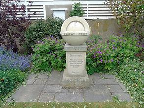 Normandy Garden Memorial Haddington East Lothian
