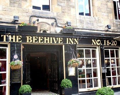 Beehive Inn Grassmarket Edinburgh