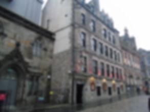 Boswell's Court Castlehill Edinburgh
