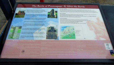 The Battle of Prestonpans 1745 after the battle