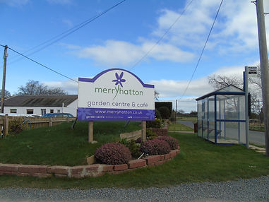 Merryhatton Garden Centre East Fortune E