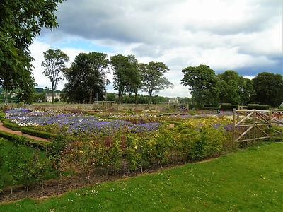 Saughton Park Rose Garden Edinburgh