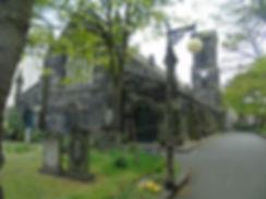 South Leith Parish Church 1483