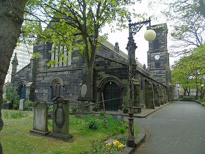 South Leith Parish Church 1483