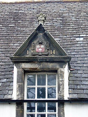 Hamilton House  Window Prestonpans East