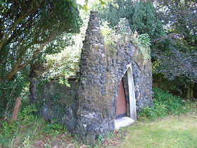 Cockenzie House Shell Grotto East Lothian