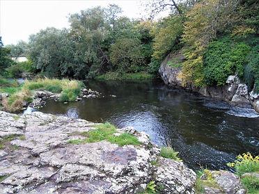 East Linton Pool at Bridge East Lothian
