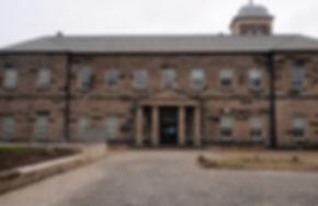 Blackfriars Abbey Site High School Yards Edinburgh